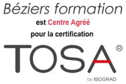 beziers formation CPF TOSA